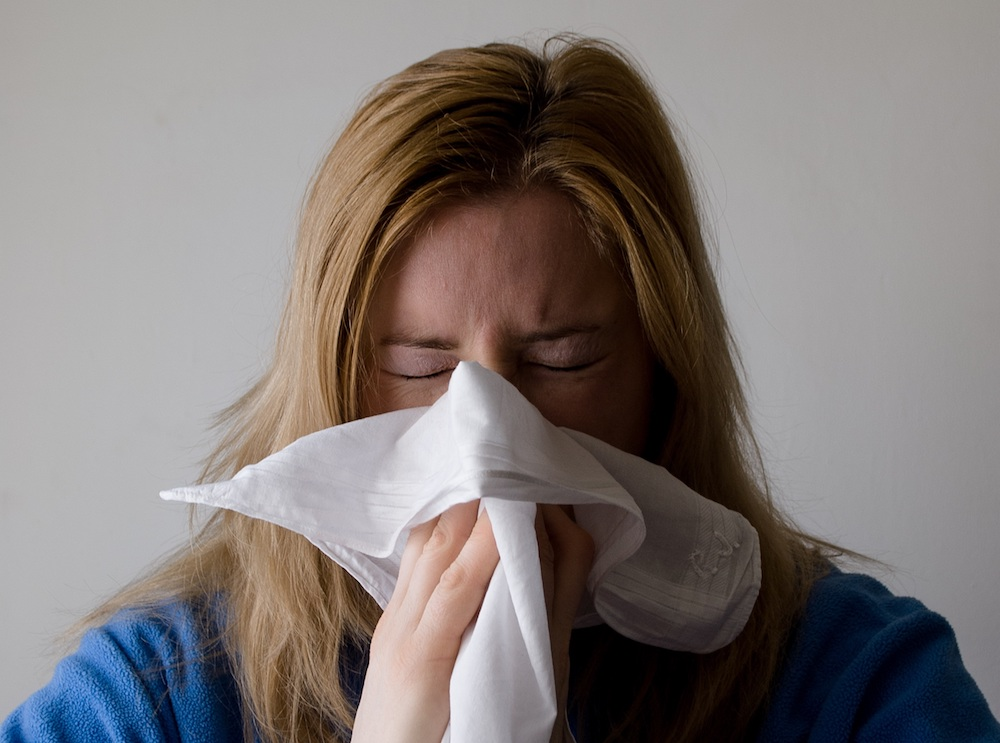 Allergies be gone!  An Interview with my allergist Dr. Michael Lewin