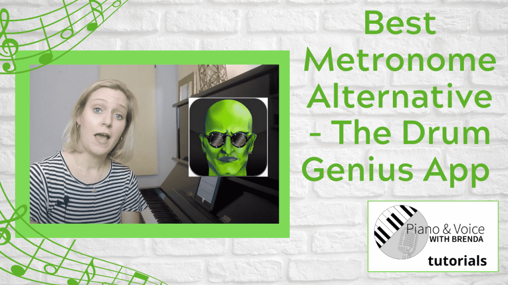 VIDEO:  How to use the Drum Genius App – a super fun metronome alternative