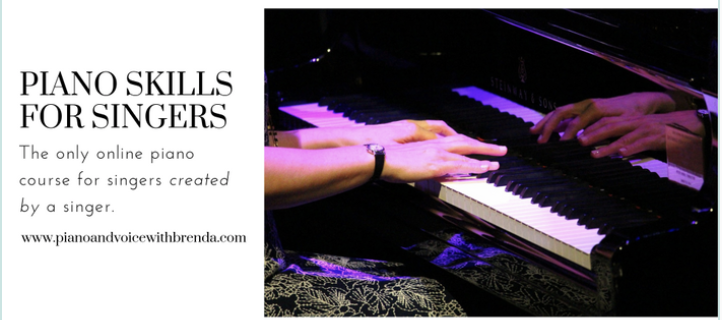 Which Piano Skills for Singers course is right for me?