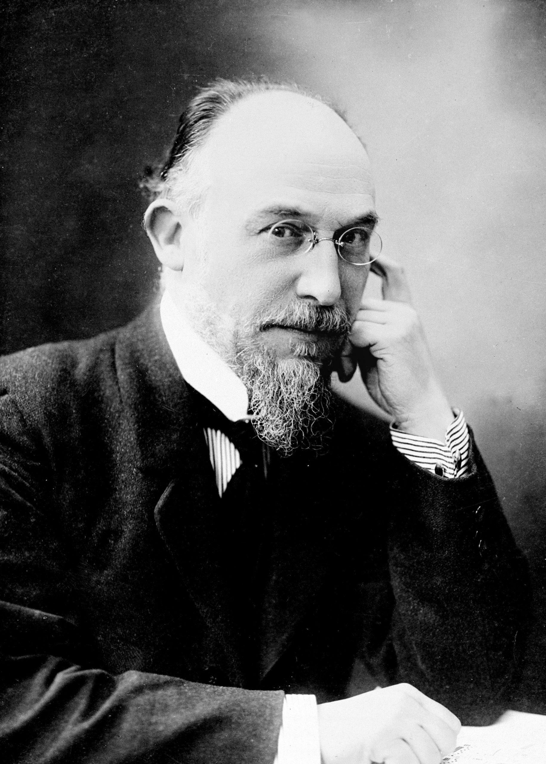 Impressionist composer Erik Satie