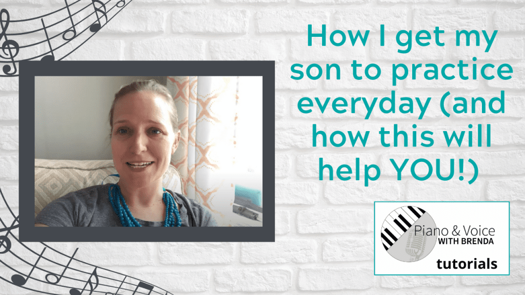 VIDEO:  How I get my son to practice every day (and how this will help YOU!)