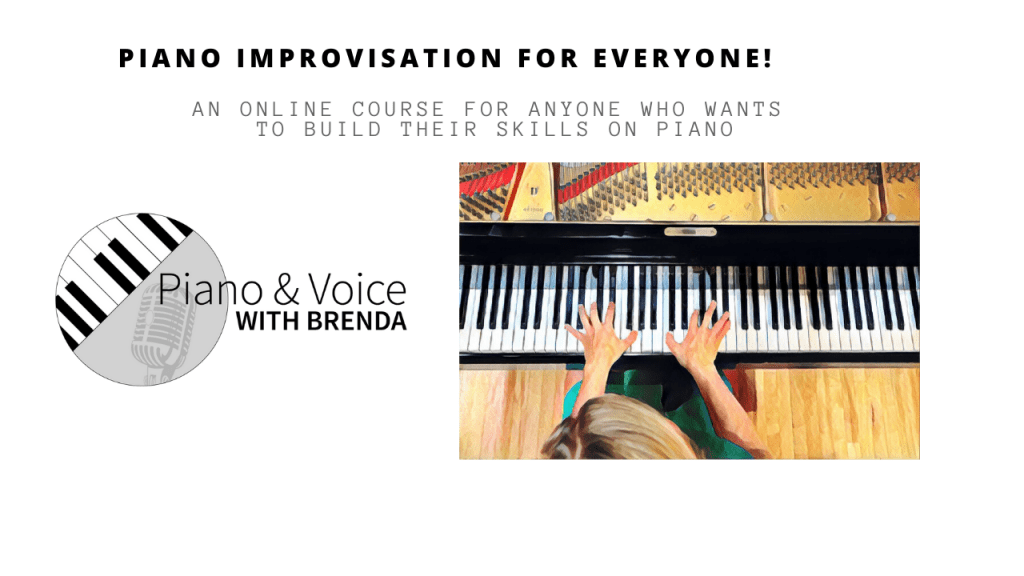 Introducing…Piano Improvisation for Everyone!