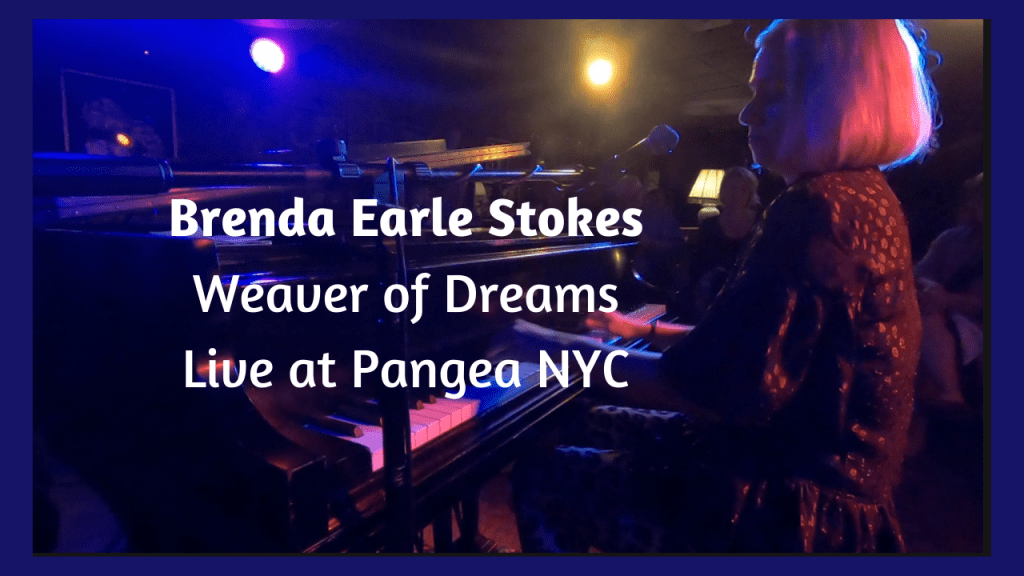 Video:  Live solo performance of Weaver of Dreams