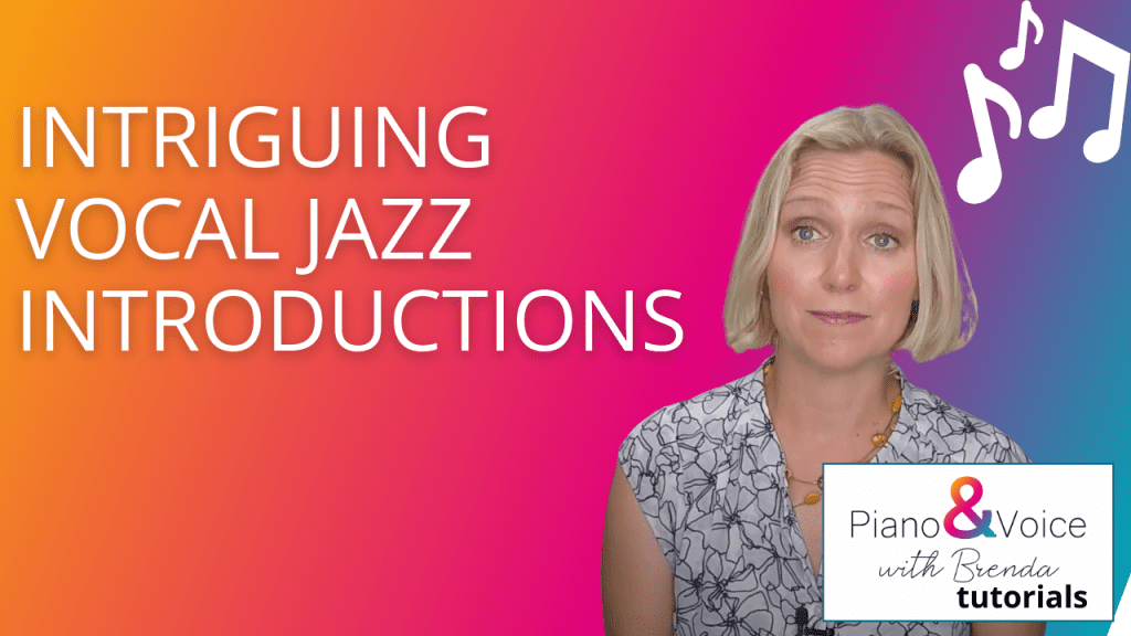 Jazz pianist explaining the best ways to start a jazz song