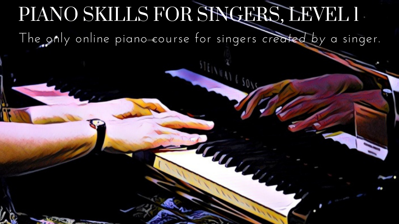 Piano Skills for Singers Level 1 Thumbnail-2