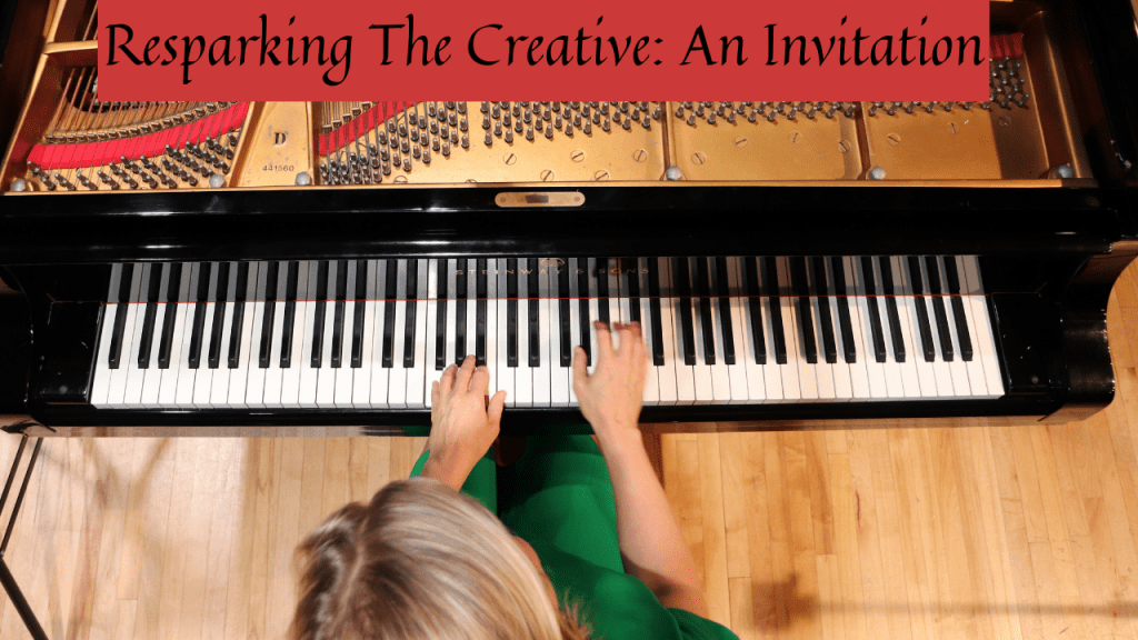 Resparking the Creative in 2021: An Invitation