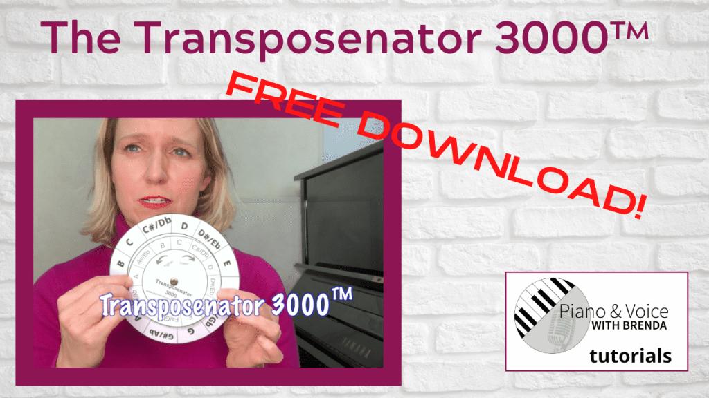 The Transposenator 3000™