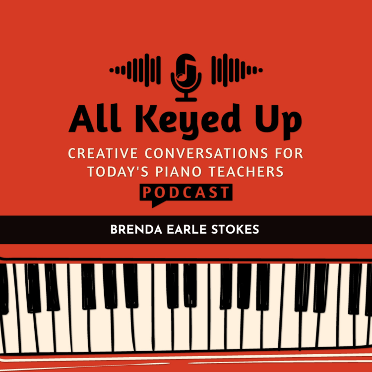 All Keyed up Podcast interview