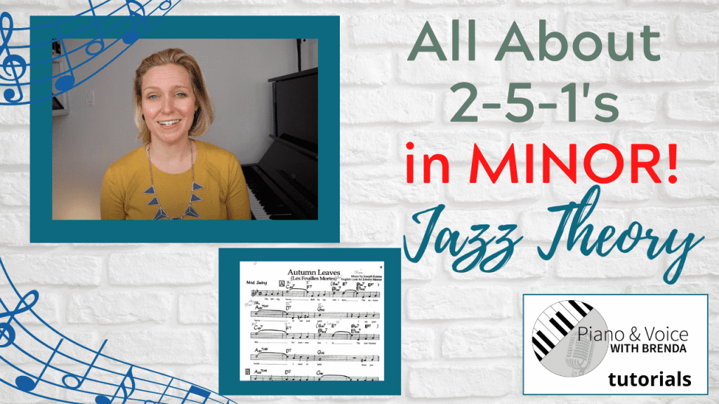 All About 2-5-1s in Minor