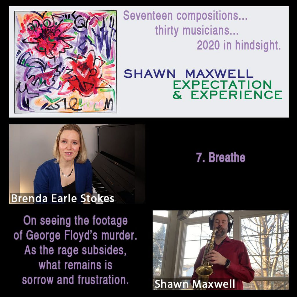 Shawn Maxwell's Expectation and Experience album