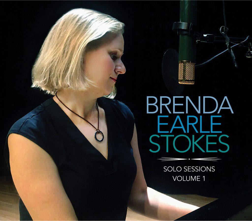 record cover for Brenda Earle Stokes Solo Session Volume 1