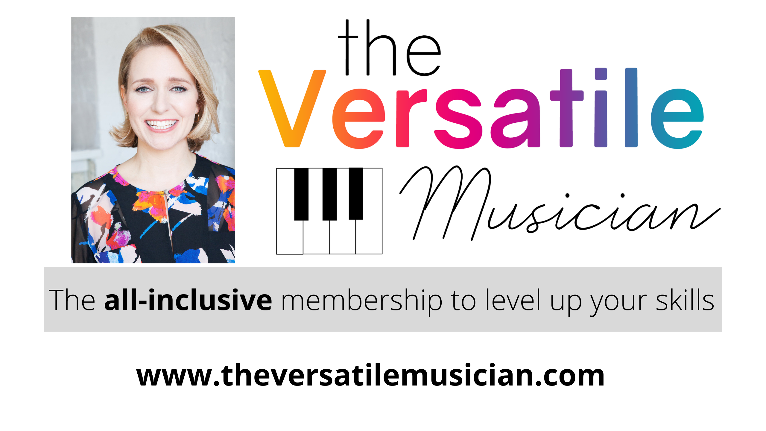 Owner of the versatile musician teaching online music lessons